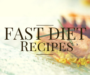 Fast Diet Recipes